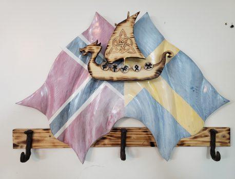 Custom Family Heritage Flags