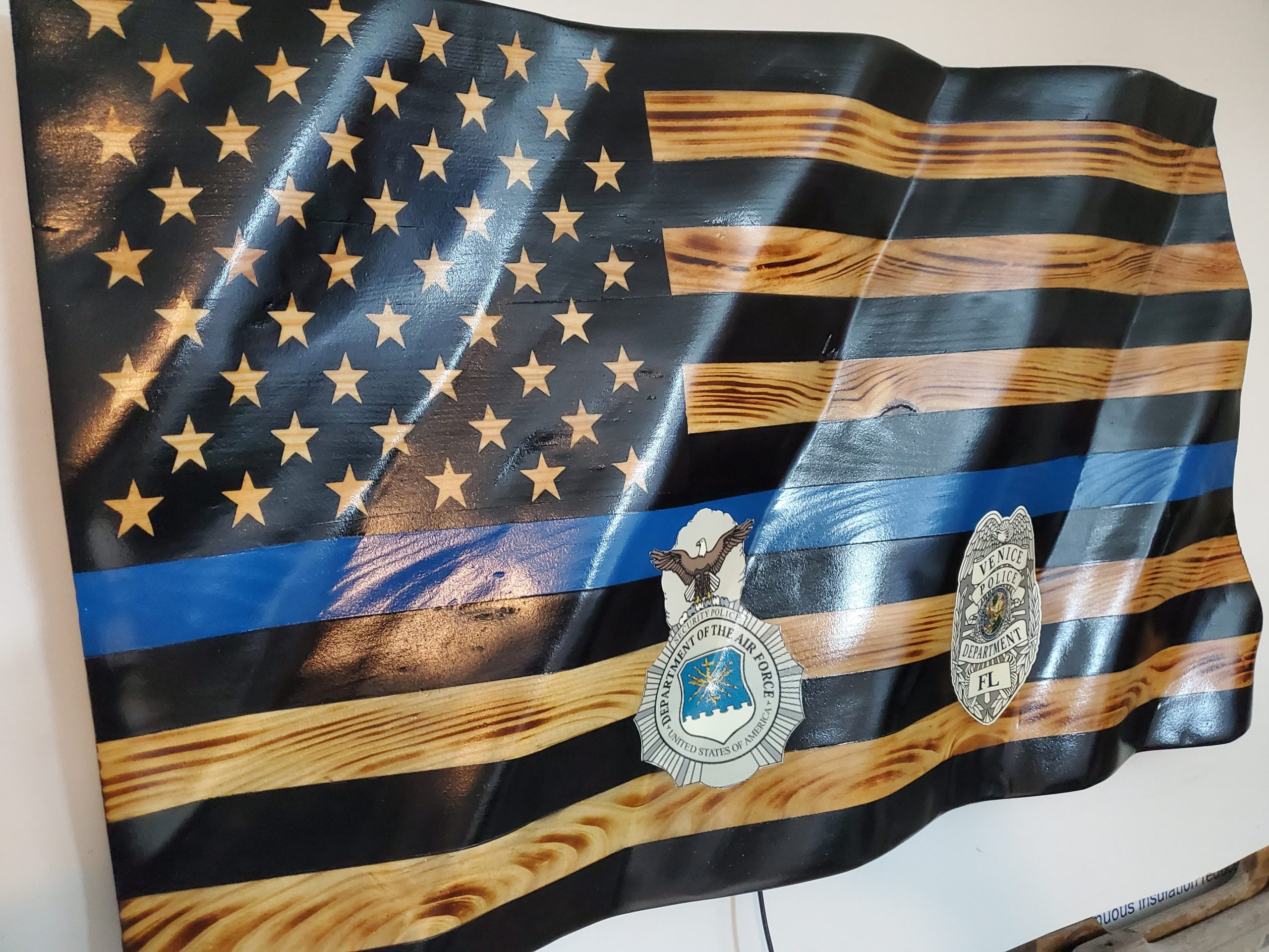 Air Force Blue Line